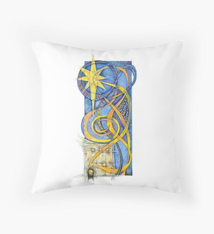 Love Come Down Throw Pillow