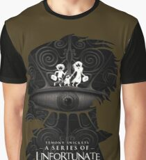 A Series Of Unfortunate Events Graphic T-Shirt