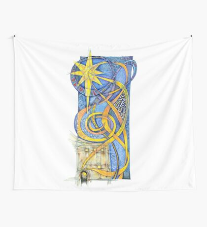 Love Come Down Wall Tapestry