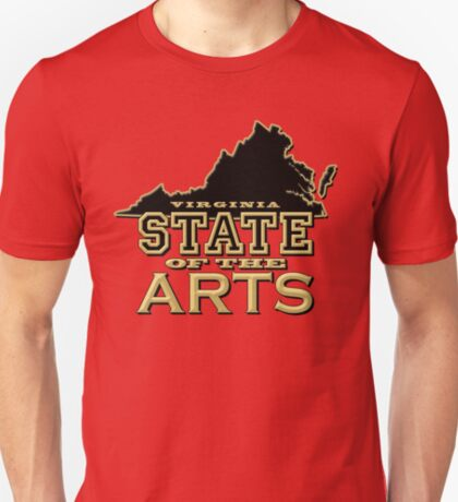 Virginia: State of the Arts T-Shirt