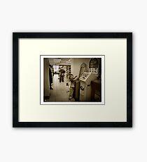 Mid West USA Framed Print