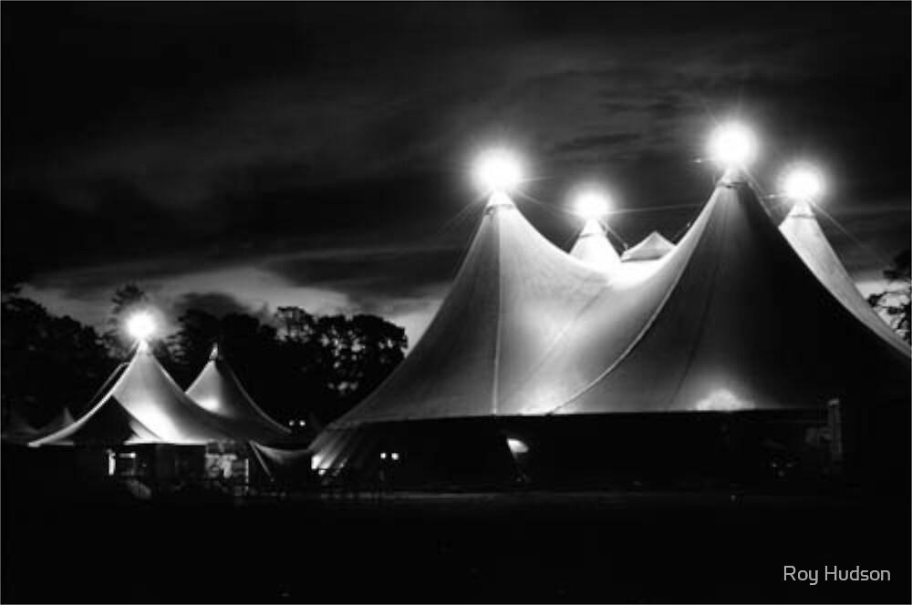 Big Top by Roy Hudson