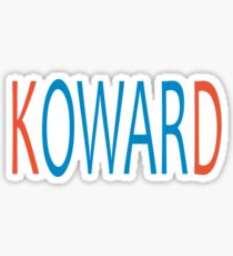 Koward - OKC Sticker