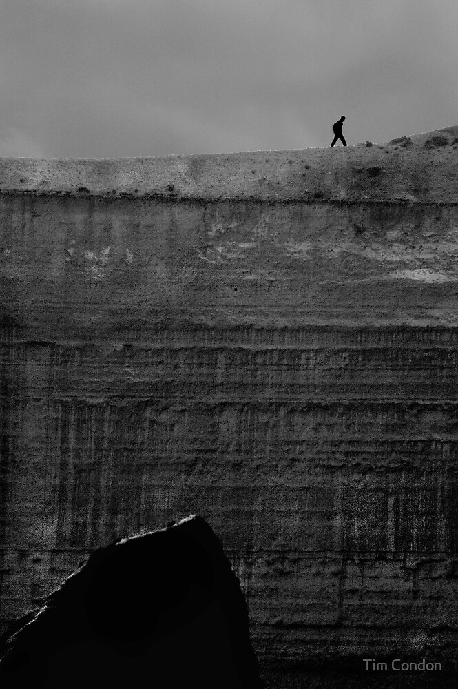 Cliff Walker by Tim Condon