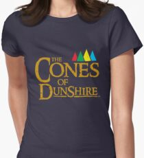 The Cones of Dunshire Women's Fitted T-Shirt