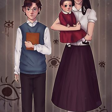 A Series of Unfortunate Events ~The Baudelaires Orphans ! by -Rale-