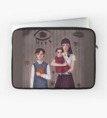 A Series of Unfortunate Events ~The Baudelaires Orphans ! Laptop Sleeve