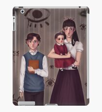 A Series of Unfortunate Events ~The Baudelaires Orphans ! iPad Case/Skin