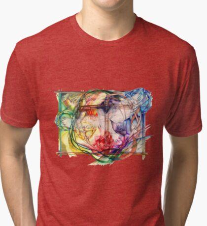 Lux Aeterna (Light Eternal) Tri-blend T-Shirt