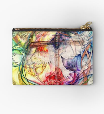 Lux Aeterna (Light Eternal) Studio Pouch