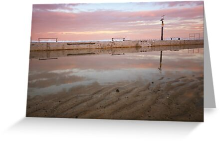 Merewether Baths 2 by Mark Snelson