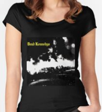 Dead Kennedys - Fresh Fruit for Rotting Vegetables Women's Fitted Scoop T-Shirt