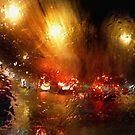 Coloured Rain by Bruce  Watson