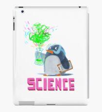 SCIENCE PENGUIN iPad Case/Skin