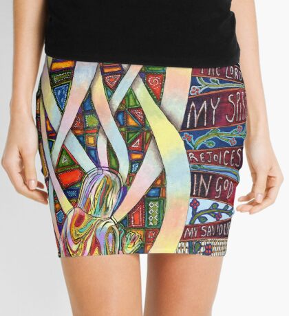 Magnificat Mini Skirt