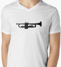 Trumpet V-Neck T-Shirt