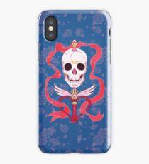 Moon Skull iPhone Case/Skin