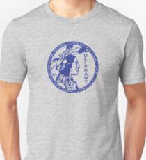 Oliphant Indian Head Logo Unisex T-Shirt