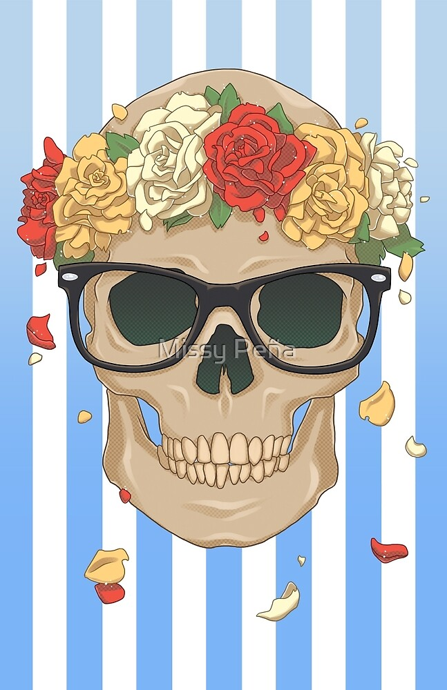 New Age Memento Mori by Missy Pena