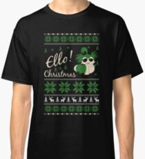 Christmas  For Labyrinth Movie Fan Classic T-Shirt