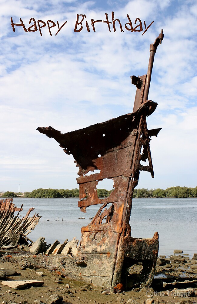 Wreck by Cathie Tranent