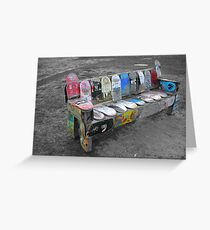 Skateboard Anyone? Greeting Card