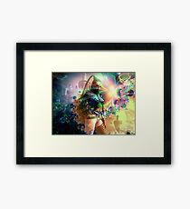 Fantasy Girl  Framed Print