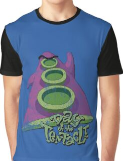 Day of the Tentacle (Distressed) Graphic T-Shirt