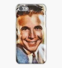 Dick Powell, Vintage Hollywood Legend iPhone Case/Skin