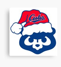 cubs Canvas Print