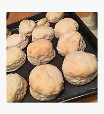 Vintage Biscuits Photographic Print