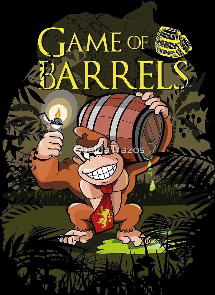 «Game Of Barrels» de GualdaTrazos