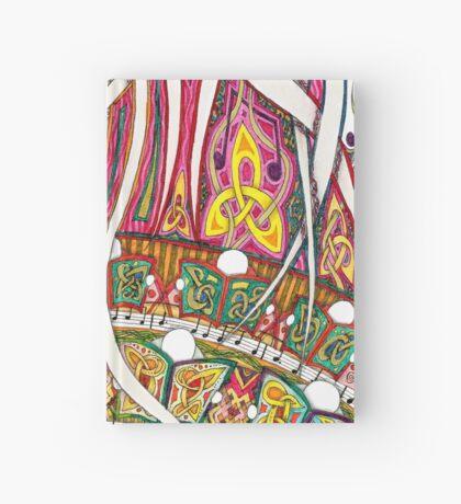 Merrily on High Hardcover Journal