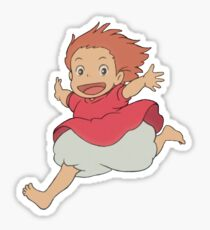 ponyo!! Sticker