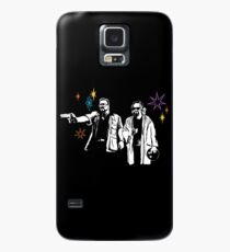 Big Lebowski Dude Fiction Case/Skin for Samsung Galaxy