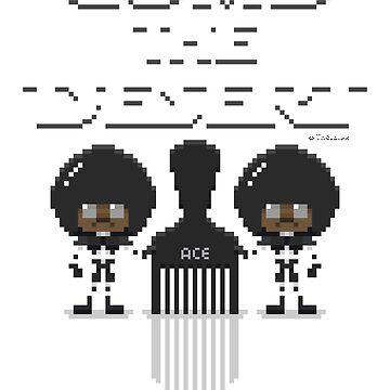 Comb The Desert! 16-bit Spaceballs by theoluk