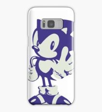 Minimalist Sonic Samsung Galaxy Case/Skin