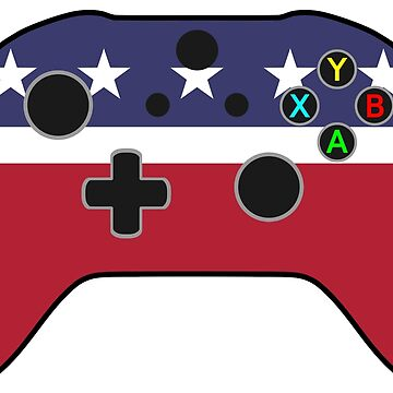 Gaming USA by RixzStuff