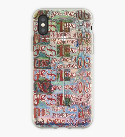 My Dear Ones iPhone Case