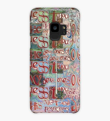 My Dear Ones Case/Skin for Samsung Galaxy