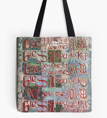 My Dear Ones Tote Bag
