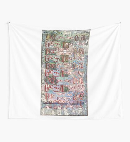 My Dear Ones Wall Tapestry