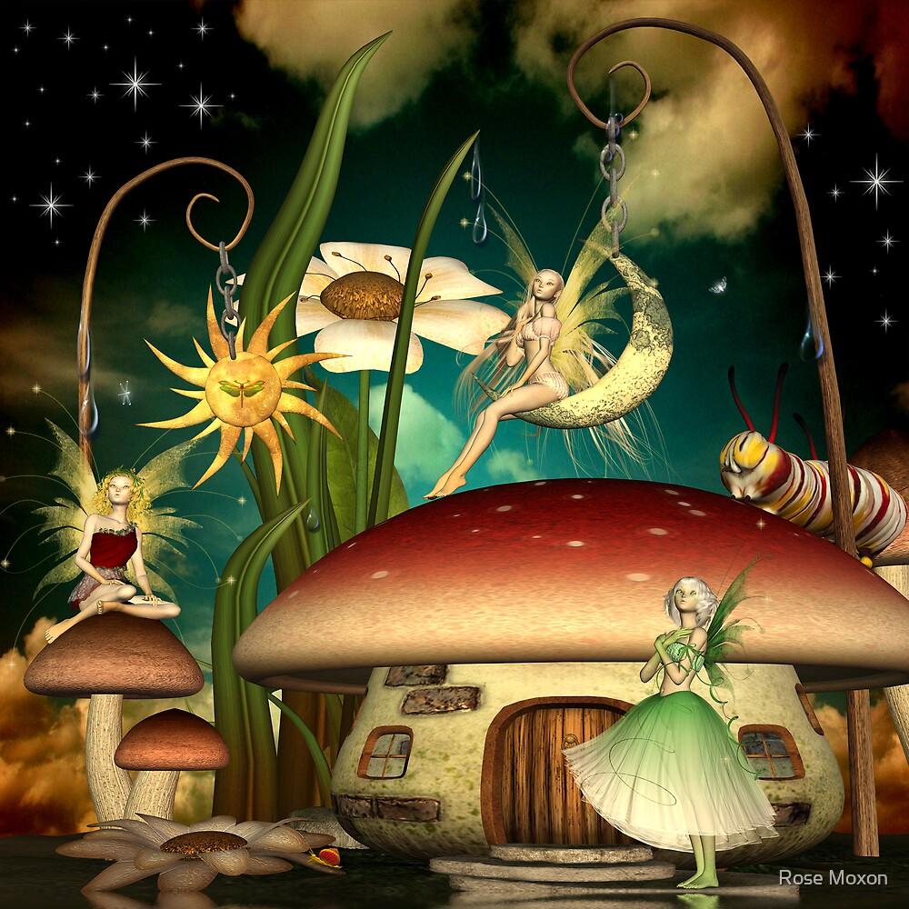 Fairieland by Rose Moxon