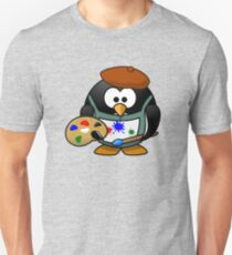 Painter Penguin T-Shirt