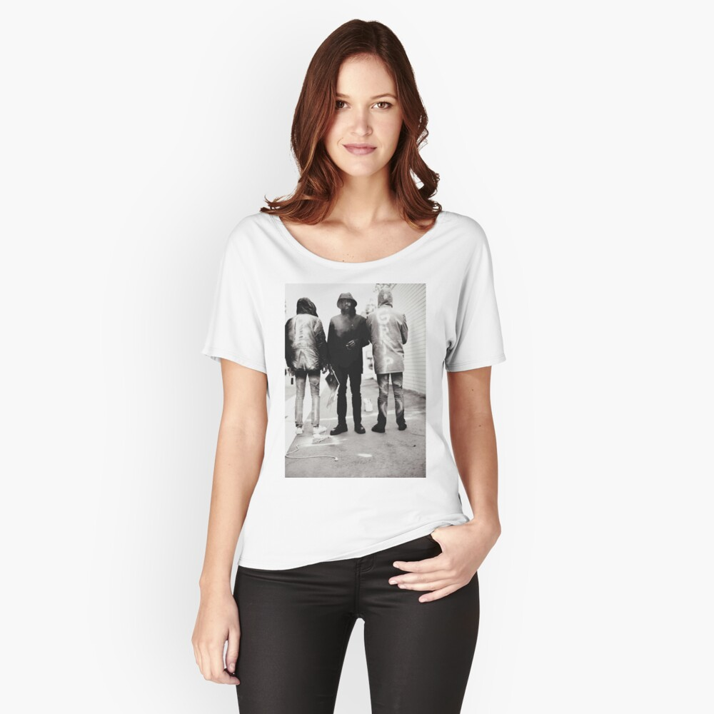Death Grips - MC Ride Women's Relaxed Fit T-Shirt Front