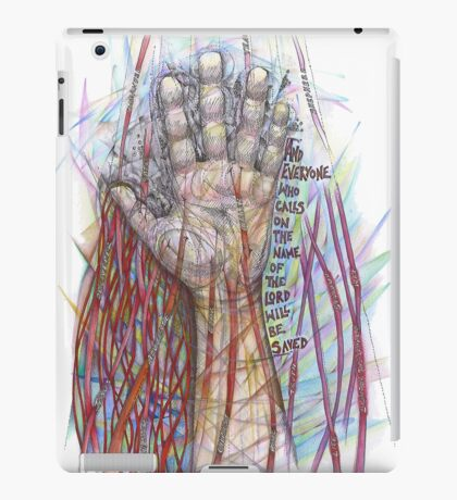 The Name of the Lord (All who Call) iPad Case/Skin