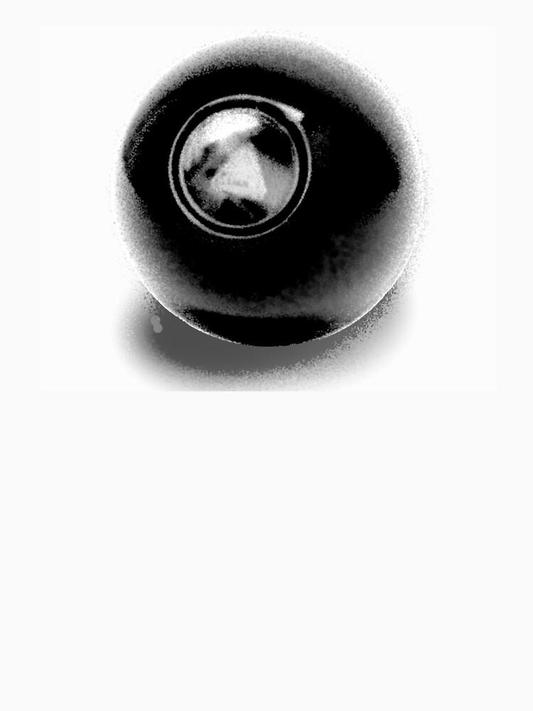Magic 8 ball by xander