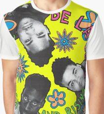 De La Soul - 3 Feet High and Rising Graphic T-Shirt