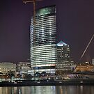 City of Milwaukee Skyline by Casey VanDehy