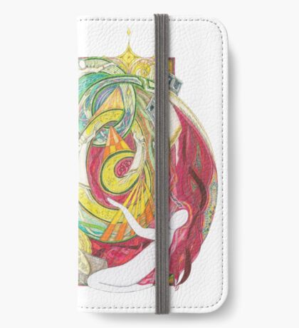 O Holy Night iPhone Wallet